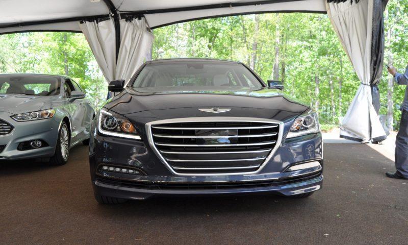 Car-Revs-Daily.com Snaps the 2015 Hyundai Genesis 5.0 V8 11