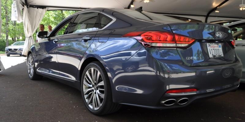 Car-Revs-Daily.com Snaps the 2015 Hyundai Genesis 5.0 V8 23