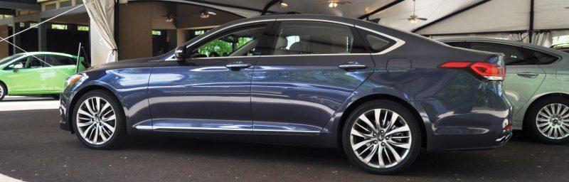 Car-Revs-Daily.com Snaps the 2015 Hyundai Genesis 5.0 V8 25