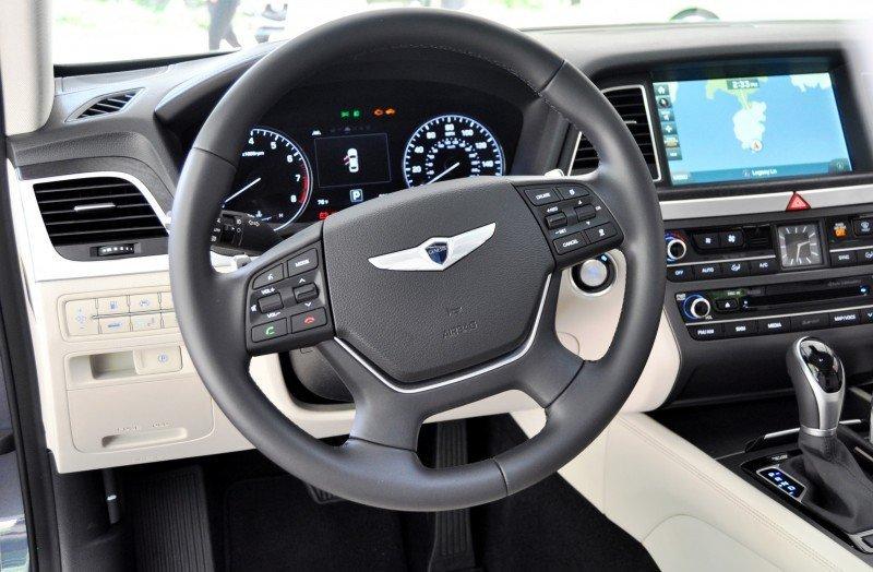 Car-Revs-Daily.com Snaps the 2015 Hyundai Genesis 5.0 V8 27