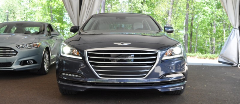 Car-Revs-Daily.com Snaps the 2015 Hyundai Genesis 5.0 V8 34