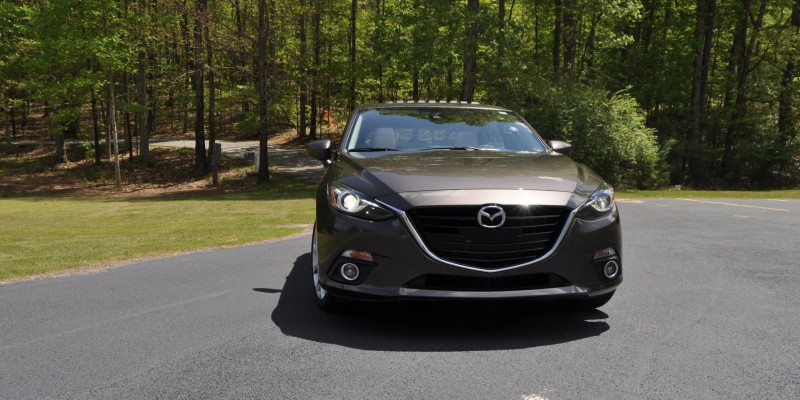 Car-Revs-Daily.com Video Road Test Review - 2014 MAZDA3 is Excellent5