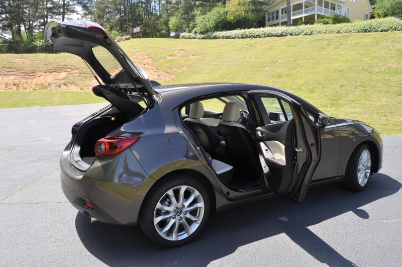 Car-Revs-Daily.com Video Road Test Review - 2014 MAZDA3 is Excellent52