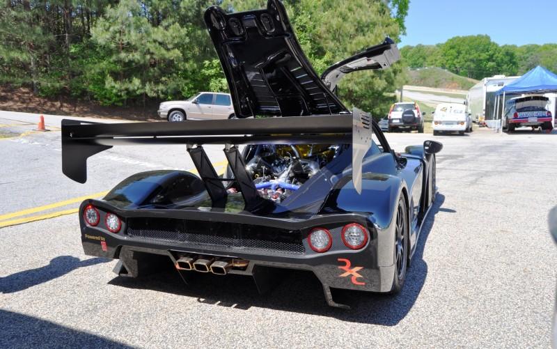 Car-Revs-Daily.com WISKO Racing 2014 Radical RXC 12