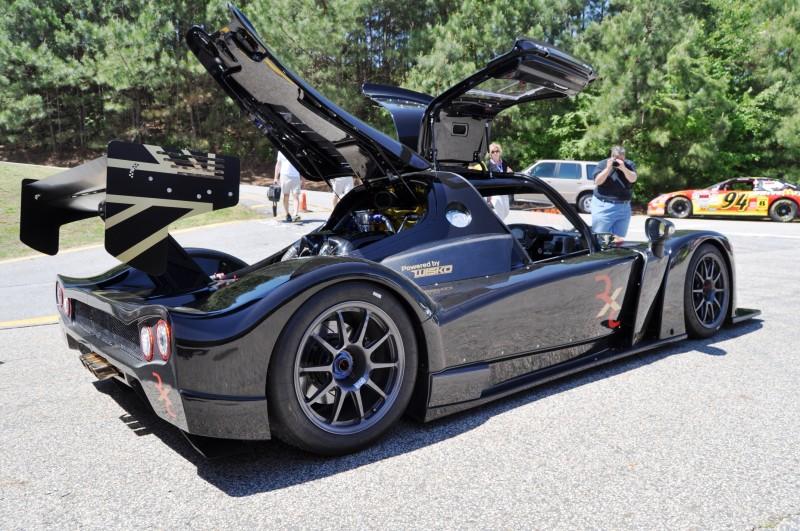 Car-Revs-Daily.com WISKO Racing 2014 Radical RXC 14