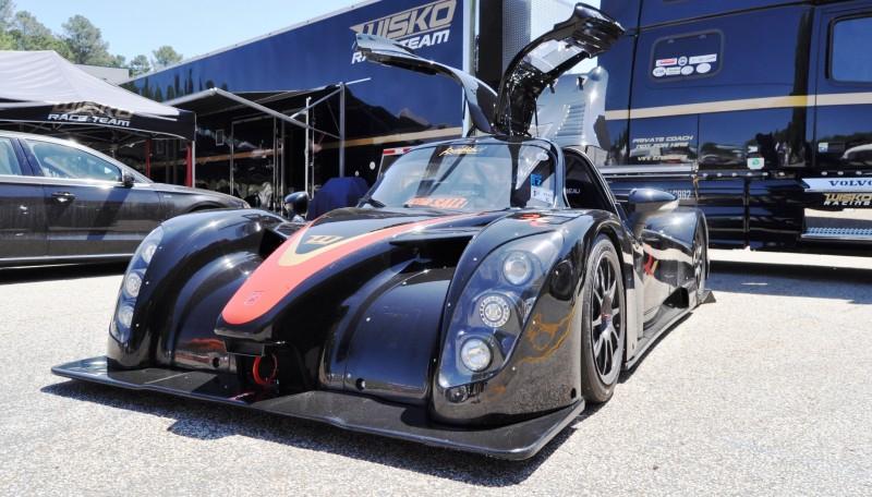Car-Revs-Daily.com WISKO Racing 2014 Radical RXC 4