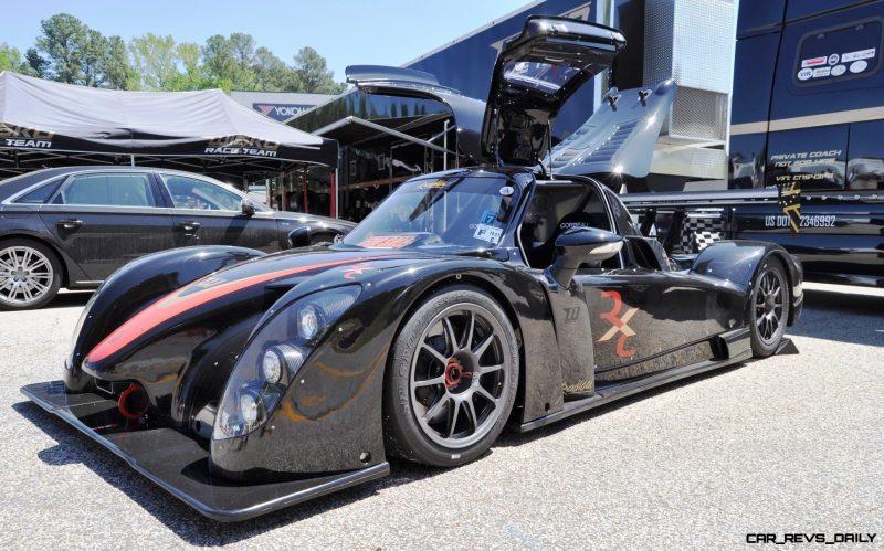 Car-Revs-Daily.com WISKO Racing 2014 Radical RXC 5