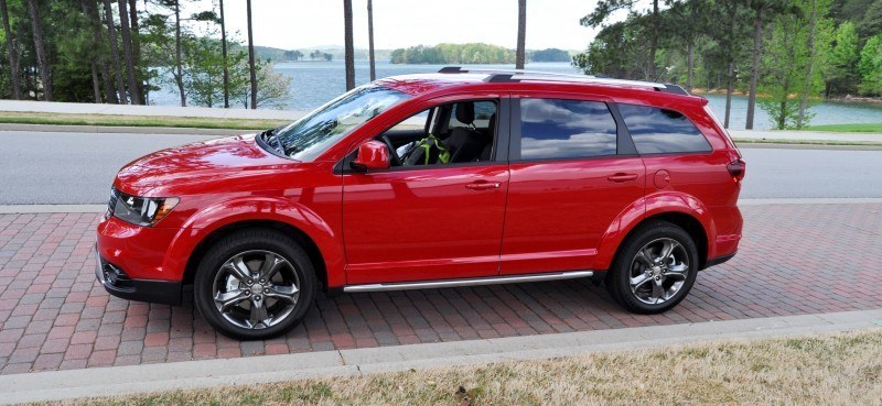 Road Test Review - 2014 Dodge Journey Crossroad - We Would Cross the Road to Avoid 27