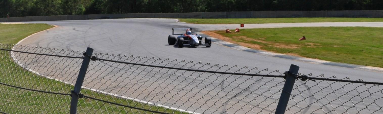 The Mitty 2014 at Road Atlanta - Modern Formula Racecars Group 42