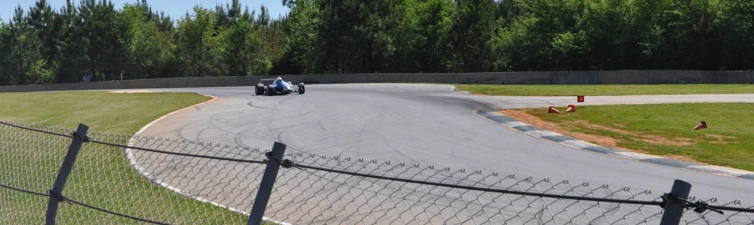 The Mitty 2014 at Road Atlanta - Modern Formula Racecars Group 50