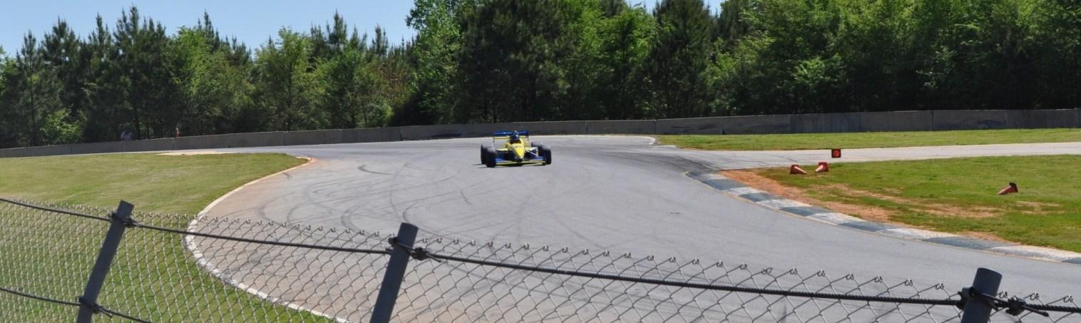 The Mitty 2014 at Road Atlanta - Modern Formula Racecars Group 56