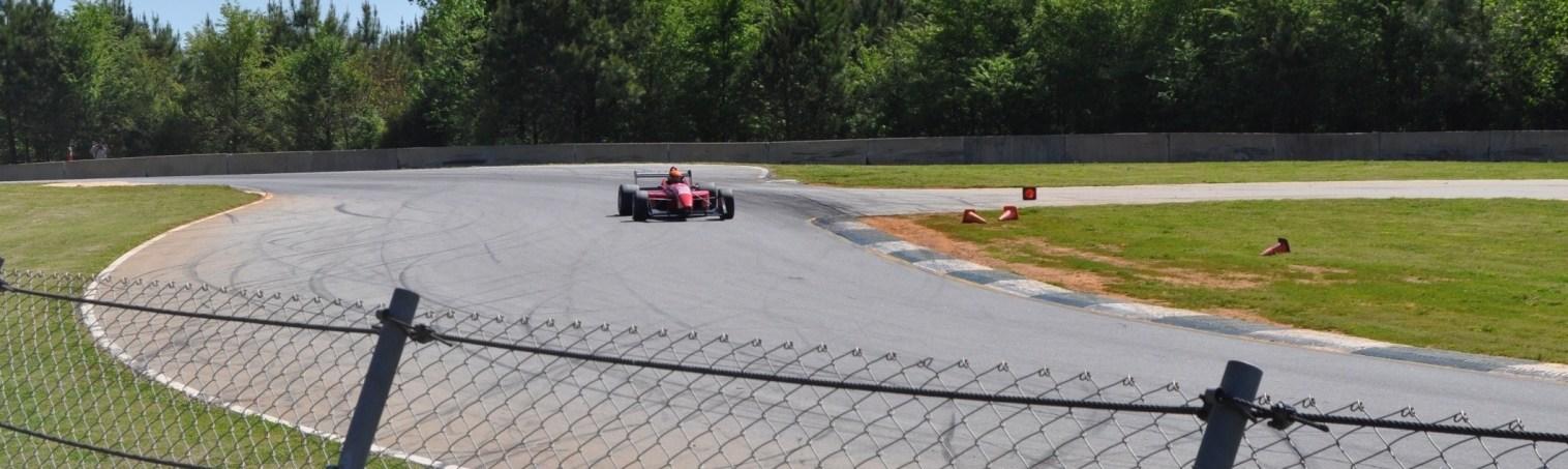 The Mitty 2014 at Road Atlanta - Modern Formula Racecars Group 60