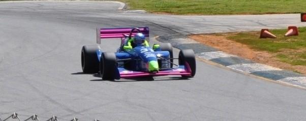 The Mitty 2014 at Road Atlanta - Modern Formula Racecars Group 80