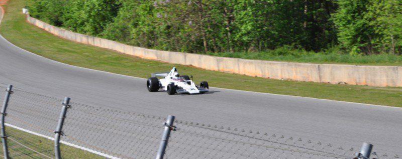 The Mitty 2014 at Road Atlanta - Monoposto Formula and Classic - Group 4A and 4B 18