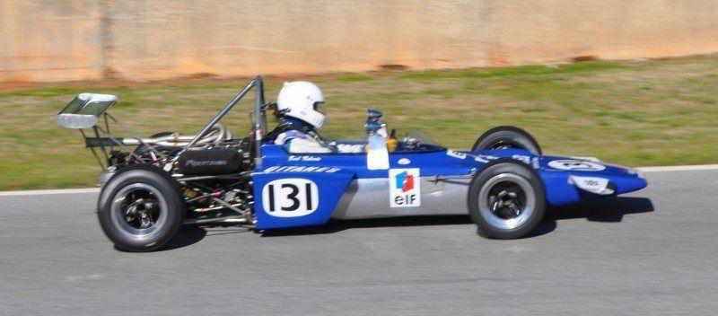 The Mitty 2014 at Road Atlanta - Monoposto Formula and Classic - Group 4A and 4B 22