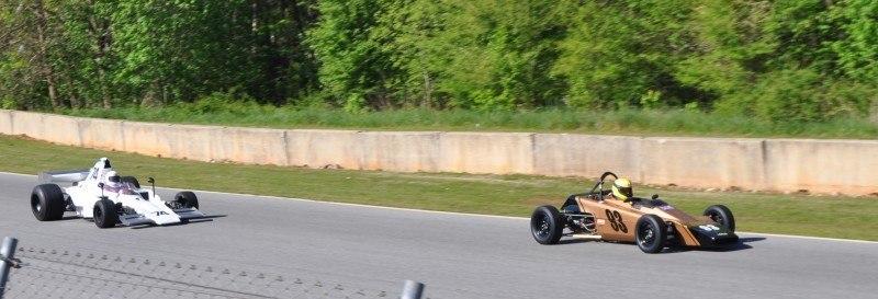 The Mitty 2014 at Road Atlanta - Monoposto Formula and Classic - Group 4A and 4B 35