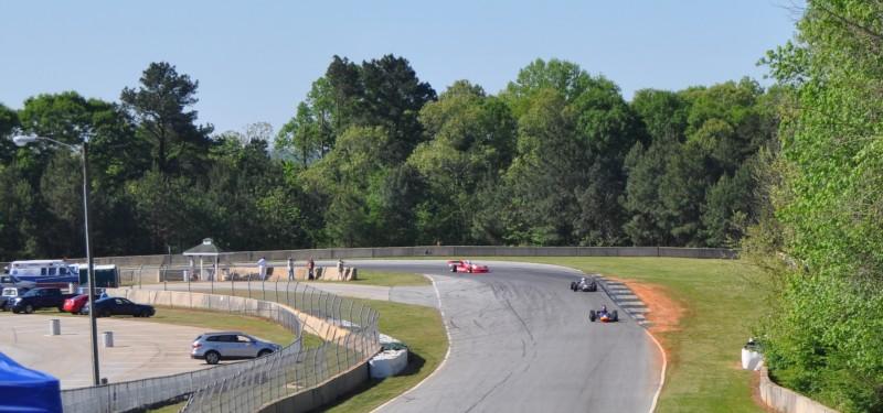 The Mitty 2014 at Road Atlanta - Monoposto Formula and Classic - Group 4A and 4B 37