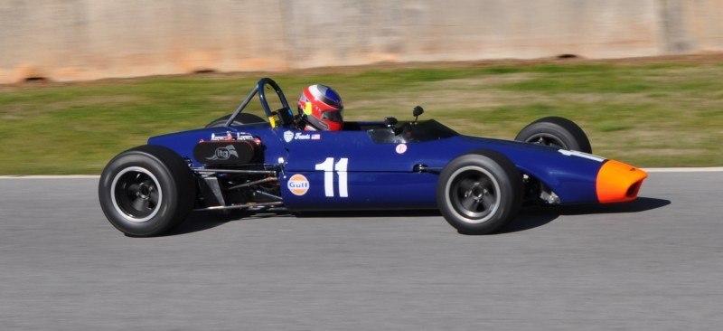 The Mitty 2014 at Road Atlanta - Monoposto Formula and Classic - Group 4A and 4B 8