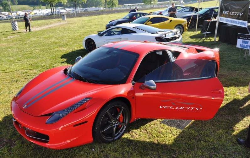 Velocity Motorsports Experience Shows Impressive Fleet - And Pricing from $300 3
