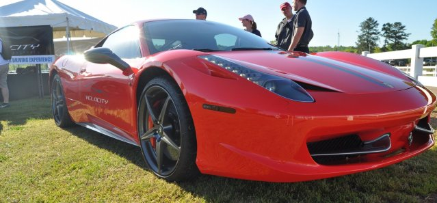 Velocity Motorsports Experience Shows Impressive Fleet - And Pricing from $300 5