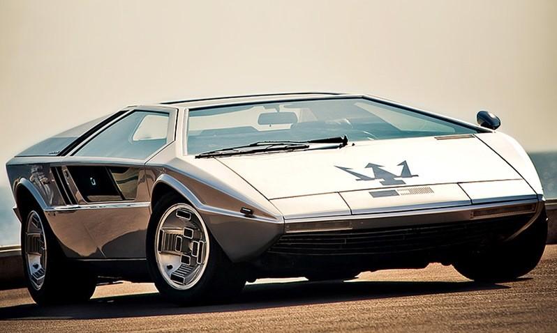 1972 Maserati Boomerang 18