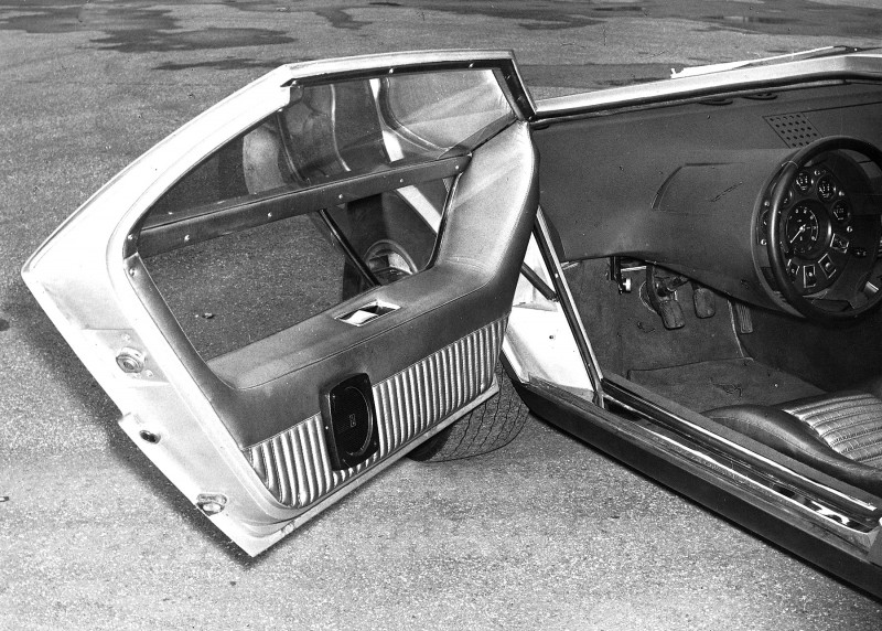 1972 Maserati Boomerang 2