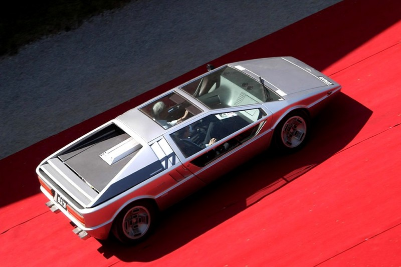 1972 Maserati Boomerang 24
