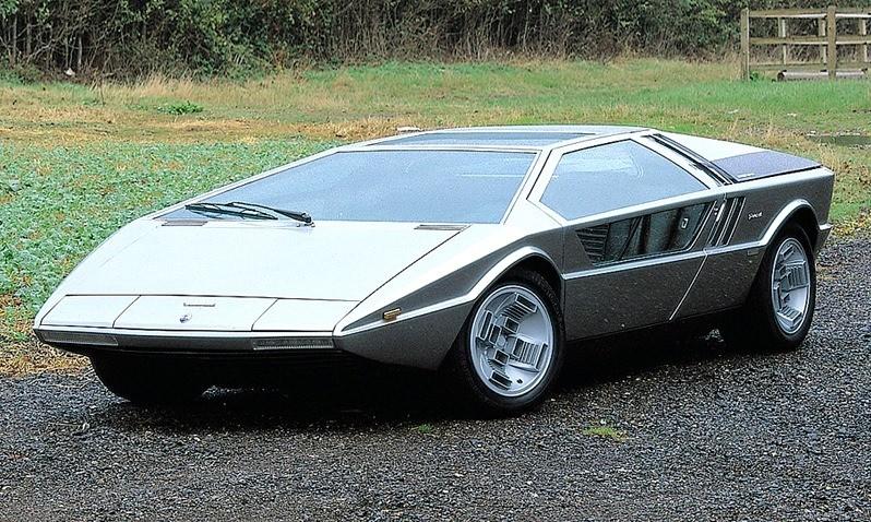 1972 Maserati Boomerang 26