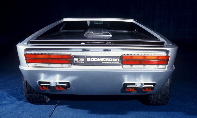 1972 Maserati Boomerang 7