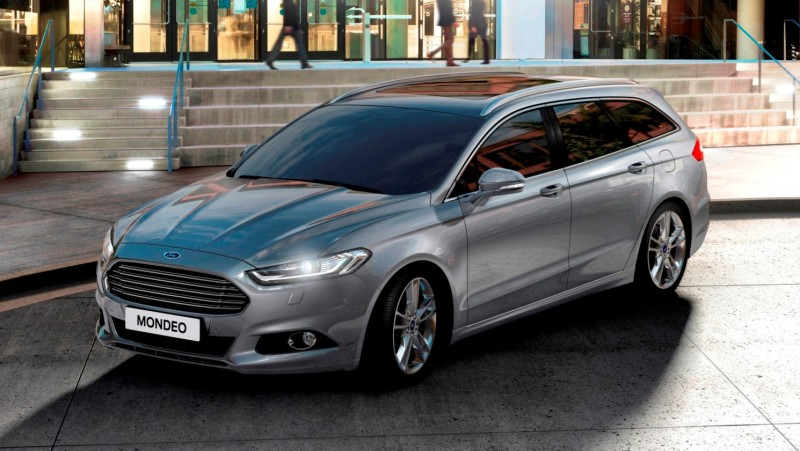 2015 Ford Mondeo 13