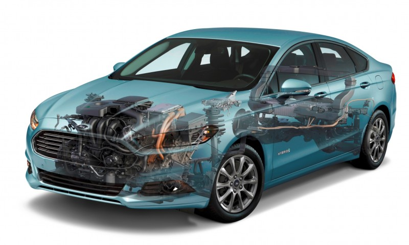 2015 Ford Mondeo 8