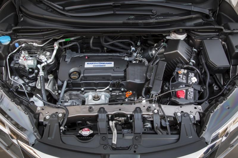 2015 Honda CR-V Revealed With More Torque, More Tech and New Touring Trim 31