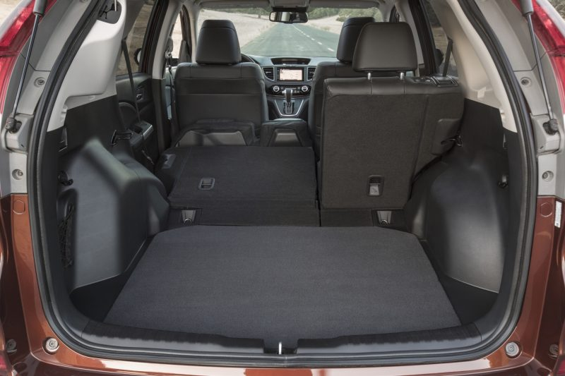 2015 Honda CR-V Revealed With More Torque, More Tech and New Touring Trim 6