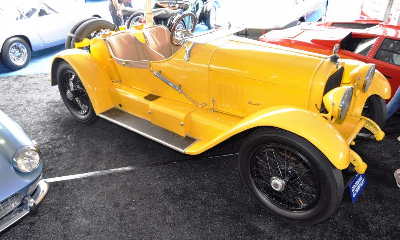 1920 Mercer Series 5 Raceabout  16
