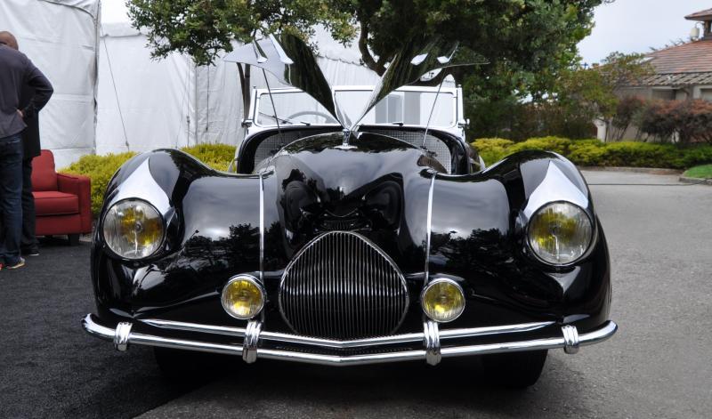 1948 DELAHAYE 135M Figoni et Falaschi 5