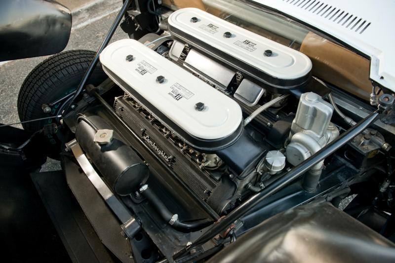 1969 Lamborghini Miura P400S 3
