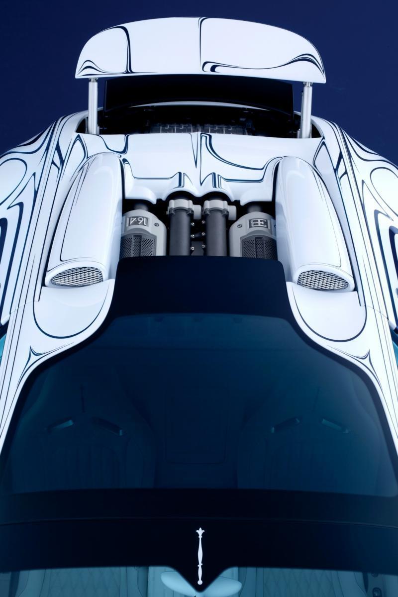 2011 Bugatti Veyron L'Or Blanc 26