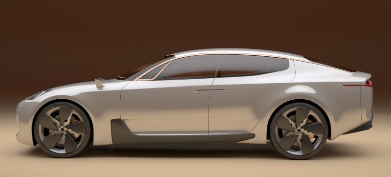 2011 Kia GT 14