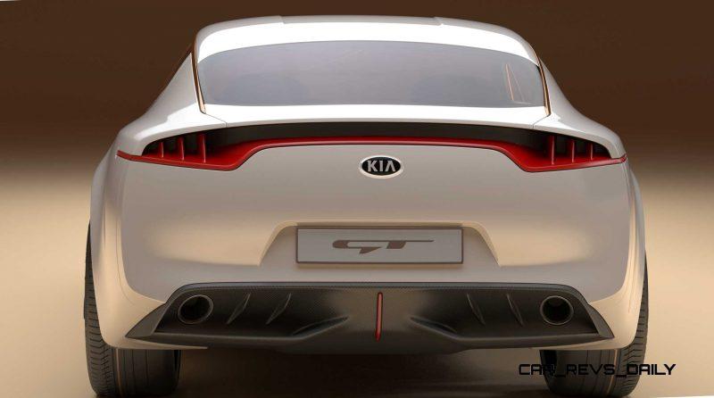 2011 Kia GT 18