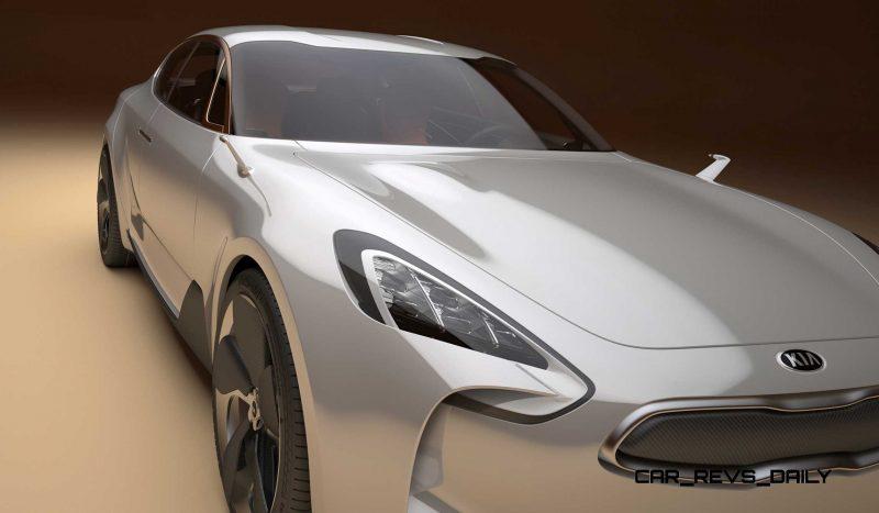 2011 Kia GT 4