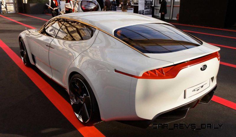 2011 Kia GT 9