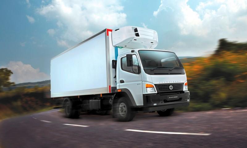 2014 BharatBenz Trucks 15