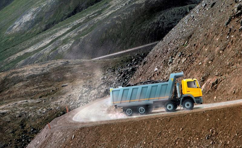 2014 BharatBenz Trucks 16