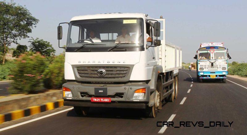2014 BharatBenz Trucks 18