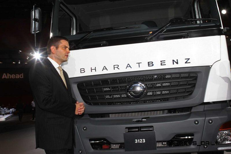 2014 BharatBenz Trucks 19