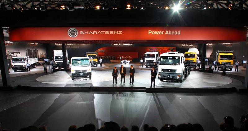 2014 BharatBenz Trucks 21