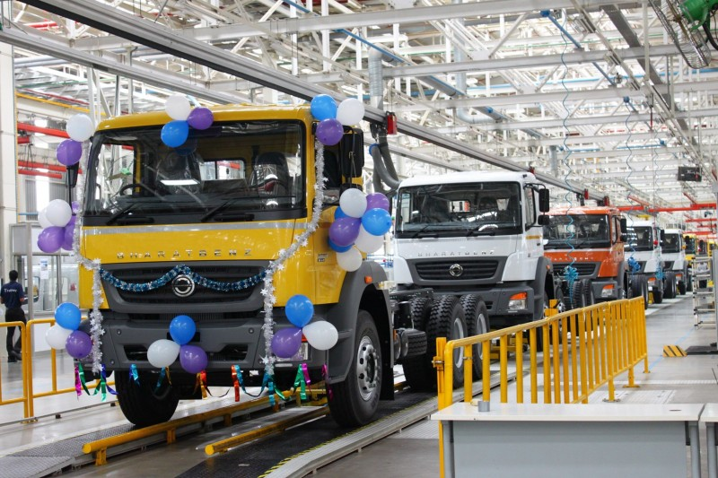 2014 BharatBenz Trucks 29