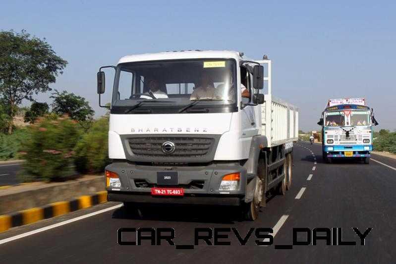 2014 BharatBenz Trucks 3