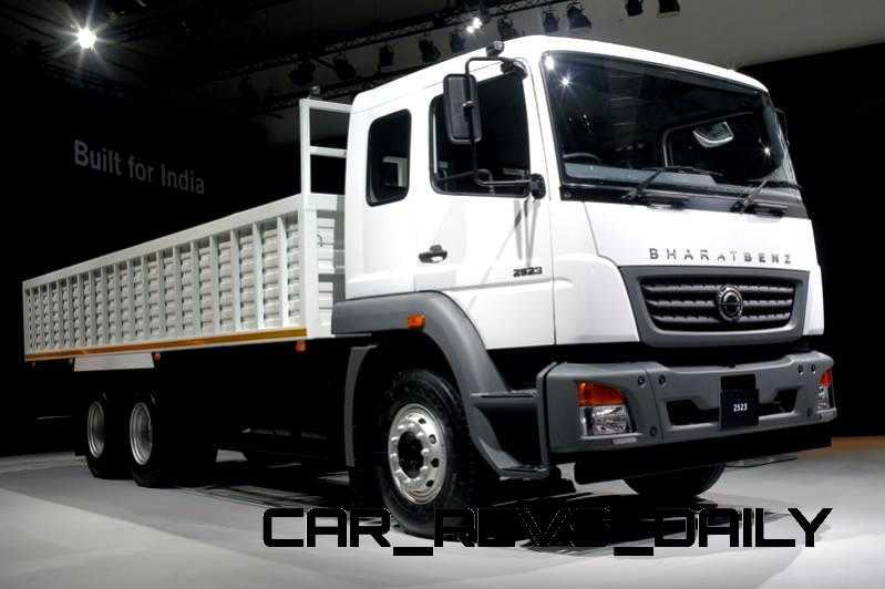 2014 BharatBenz Trucks 4