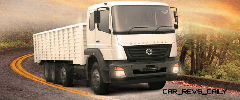 2014 BharatBenz Trucks 69